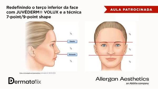 Técnicas do 7 e 9-POINT SHAPE para a Estruturação do Terço Inferior da Face Feminina e Masculina