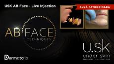 U.S.K AB Face – Live Injection